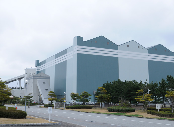 三隅発電所のみどころ 歴史的電...